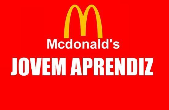 Jovem Aprendiz McDonalds 2021